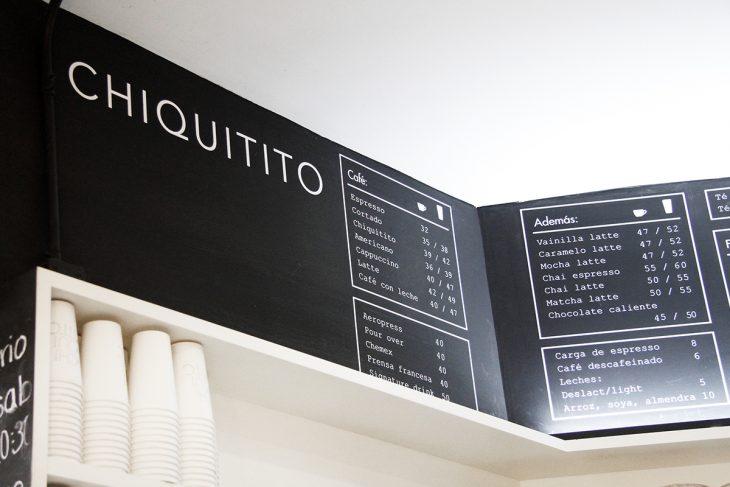 Chiquitito Café