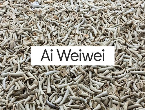 Restablecer memorias [Ai Weiwei]
